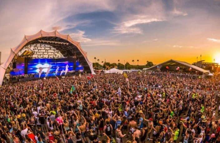 El vending se hace hueco en los festivales de música