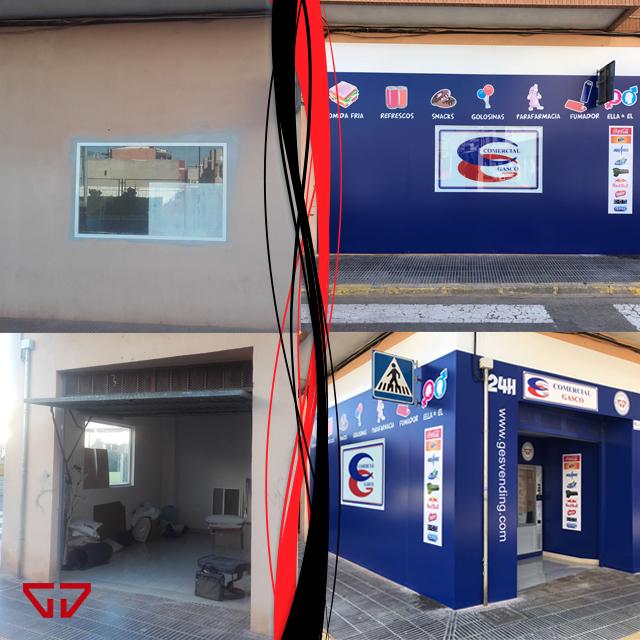 gasco vending