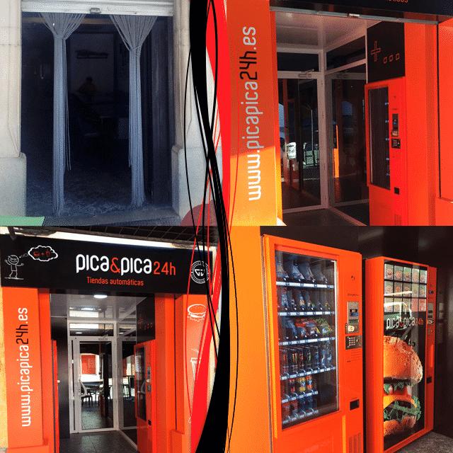 Pica & Pica 24h en Albocasser