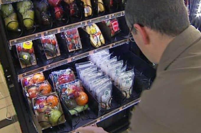 En Gesvending apostamos por un vending saludable en Valencia