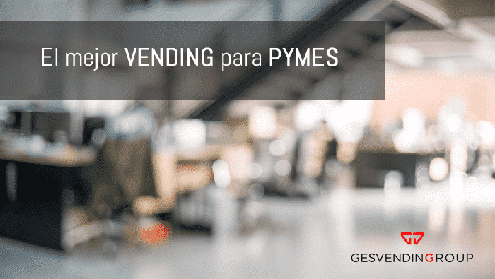El mejor vending para pymes