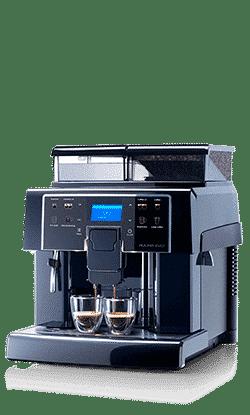 Máquina de café Saeco aulika evo black