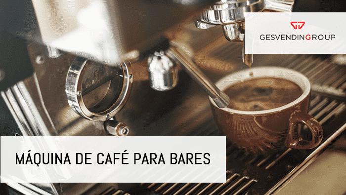 ¿Conoces los modelos de máquina de café para bares de Gesvending?