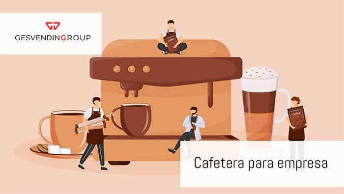 Está demostrado que tener una cafetera para empresa en la oficina supone un ahorro de tiempo y dinero para tus empleados