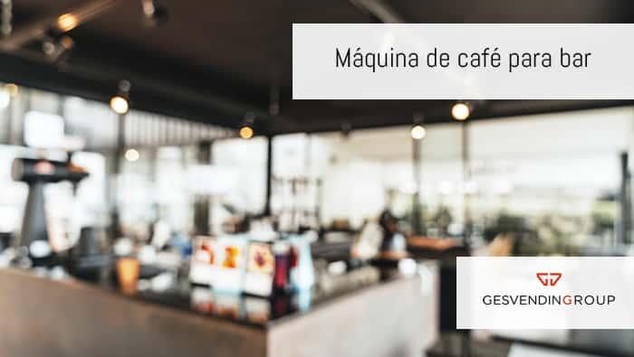 máquina de café para bar Phillips-Saeco