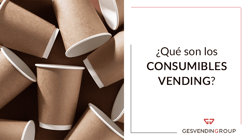 consumibles vending, productos que te encuentras en una máquina expendedora